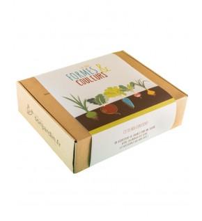 Box Légumes Originaux Formes & Couleurs